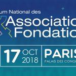 Forum des Associations - Palais des Congrès Paris - 17 octobre 2018