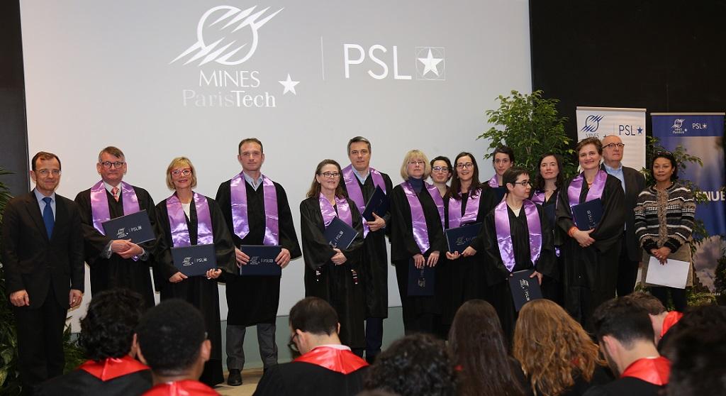 Félicitations à nos nouveaux Diplômés BADGE !
