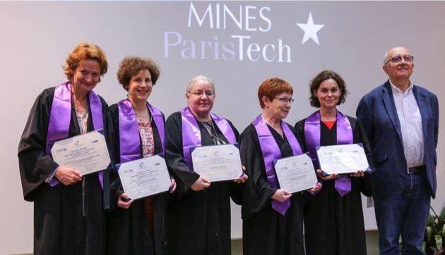 Diplômées du Badge 2016